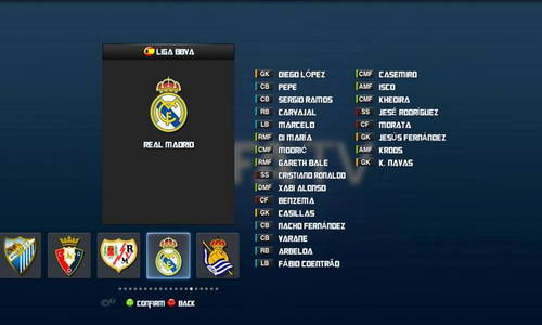 PES 2013 Option File Update 18.07.2014 Sun Patch v3.0 by madn11