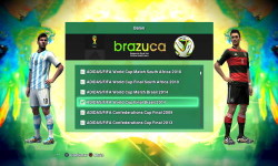 PES 2013 Pack of (166) Balls v1.5 FIFA WC14 by Nilton1248 Ketuban Jiwa