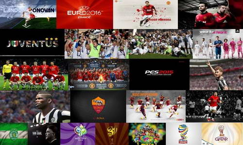 PES 2013 Start Screen Pack Volume 2.0 by Wa One