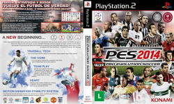 PES 2014 Licensed Option File For PS2 by Maxpayne12 Ketuban Jiwa