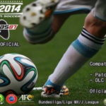 PES 2014 Option File XBOX360 (17/07/14) by Lucassias87