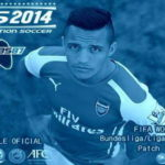 PES 2014 Option File XBOX360 (18/07/14) by Lucassias87