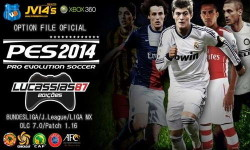PES 2014 Option File XBOX360 (25.07.14) by Lucassias87 Ketuban Jiwa