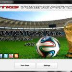 PES 2014 PESTIGS Tuning Patch 4.2 WC14 (DLC 7.00+1.16)