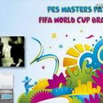 PES 2014 PSP ESP/POR PES Masters Patch World Cup 2014