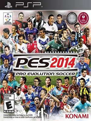 PES 2014 PSP USA Latino (Multi 4) Full Iso Single Link Ketuban Jiwa