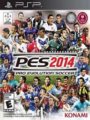 PES 2014 PSP USA Latino (Multi 4) Full Iso Single Link Ketuban Jiwa