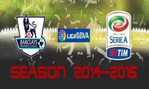 PES 2014 PTE Patch 1.5 Season 2014/2015 by mota10&R.Baggio