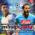 PES 2014 TPS Patch v1.3+Kits 2014/2015 by Cris-94