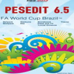 PES 2013 PESEdit Patch 6.5 FIFA World Cup 2014 by Nilton1248