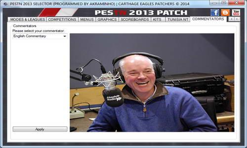 PES 2013 PESTN Patch Commentators Download Link Ketuban Jiwa