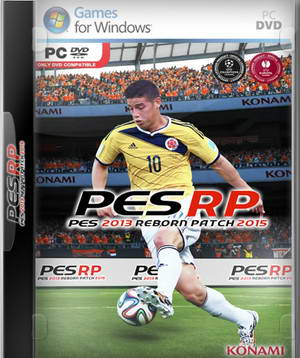 PES 2013 Reborn Patch New Season 2014/2015+Fix 1.0.1