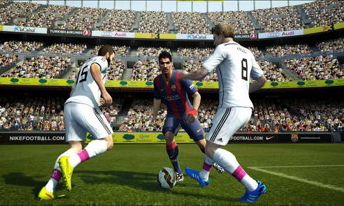 PES 2013 Sun Patch v4.0 New Season 2014/2015 Released