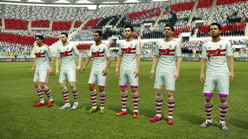 PES 2013 Ultras Revolution Patch Season 14-15 by Abdallah Tamer Ketuban Jiwa SS2