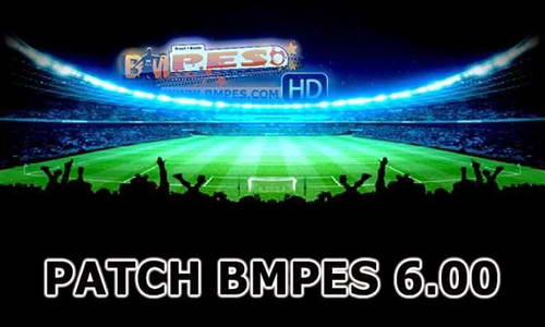 PES 2014 BMPES Patch Update Version 6.0.0 Download Link Ketuban Jiwa