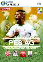 PES 2014 PESAG V3 Algerian League+Moroccan+Tunisian+Egyptian Ketuban Jiwa