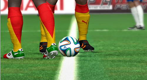 PES 2014 TricolorPES Patch Beta Version 00.1 Online Ketuban Jiwa SS3