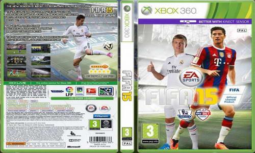 FIFA 15 (2014) XBOX360 Complex Full Iso Multi Link