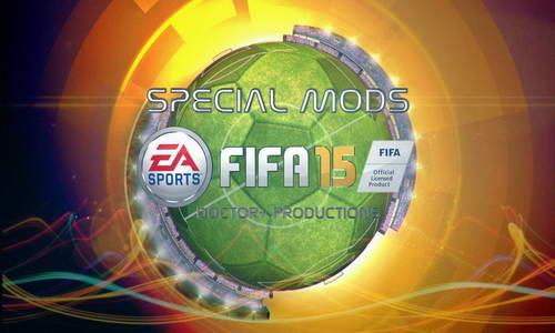 FIFA 15 Career Mode Editor-Light Version v1.0 by Doctor+Productions Ketuban Jiwa