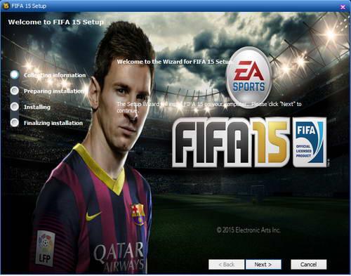 FIFA 15 Language Pack (15 Laguages) Download Single Link Ketuban Jiwa Installation