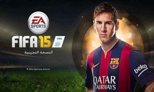 FIFA 15 PC Games Official Arabic Commentary Single Link