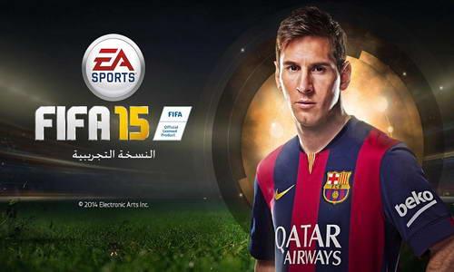 FIFA 15 PC Games Official Arabic Commentary Multi Link Ketuban Jiwa