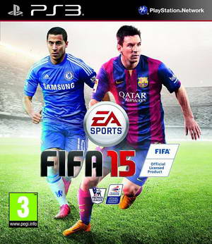 FIFA 15 Playstation3 (PS3)-iMARS Multi Link Ketuban jiwa