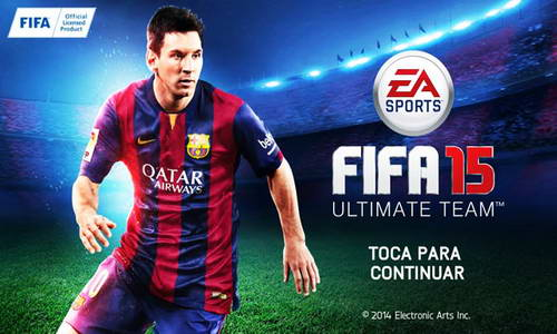 FIFA 15 Ultimate Team For Android 2.3.3 Multi Link Ketuban Jiwa