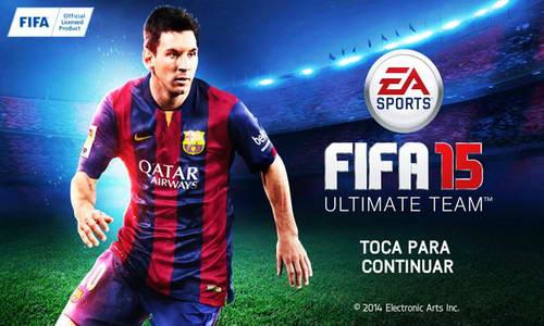 FIFA 15 Ultimate Team For Android 2.3.3 Multi Link Ketuban Jiwa
