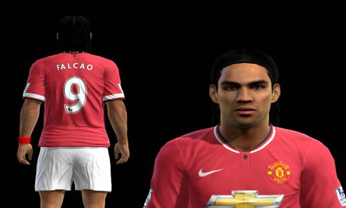 PES 2013 EGY International Patch 14/15 Update 04.09.2014