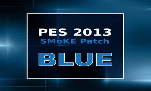 PES 2013 Option File 02.09.14 Smoke Patch by Fast Eagle Ketuban Jiwa