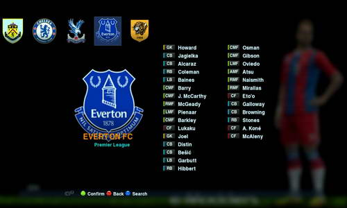 PES 2013 Option File Update 10.09.14 PESEdit 6.0 by ME98