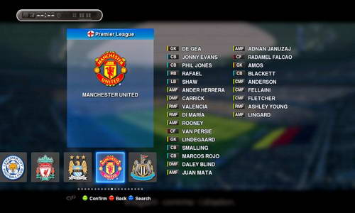 PES 2013 Option File Update 10.09.14 Sun Patch 4.0 by Official