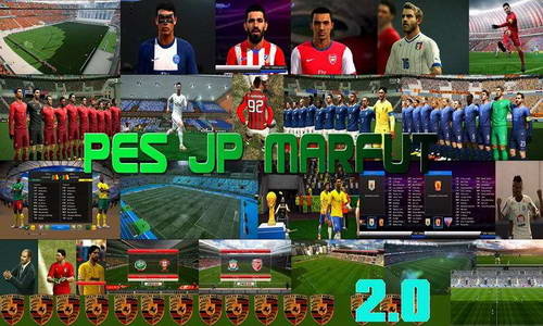 PES 2013 PESJP Marfut Option File Update 03/09/2014