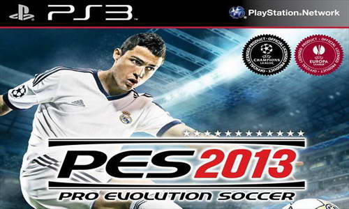 PES 2013 PS3 Option File Update 27/08/14 BLES01708EEDIT