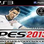 PES 2013 PS3 Option File Update 27/08/14 BLES01708EEDIT