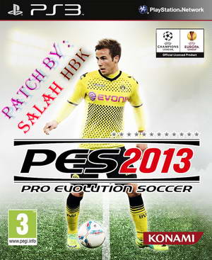 PES 2013 PS3 Season 14/15 Update Transfer by Salah HBK