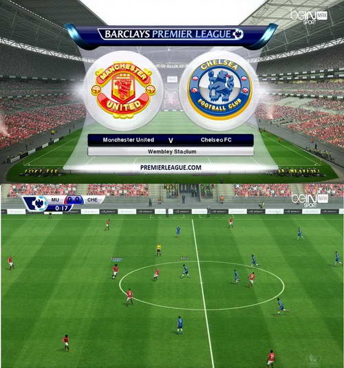 PES 2013 Scoreboards PES 2015 by Minosta Bein Channel Ketuban Jiwa