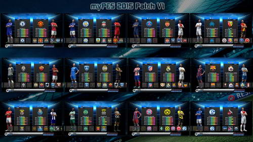 PES 2013 myPES Patch Update Season 2014-2015 Version 1 Ketuban Jiwa SS2