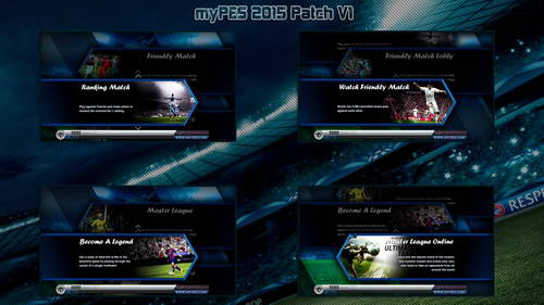 PES 2013 myPES Patch Update Season 2014-2015 Version 1 Ketuban Jiwa SS3