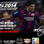 PES 2014 XBOX360 Option File Update 25/09/14 by Lucassias87