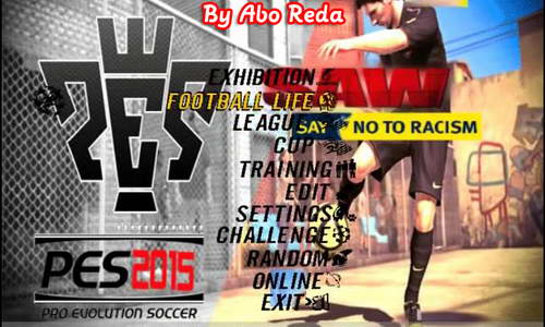PES6 SAW Patch Season 2014/2015 Multi Link by Abo Reda