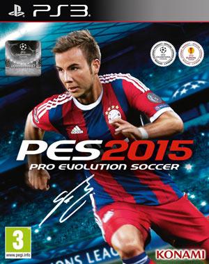 Pro Evolution Soccer (PES 2015) DEMO PS3 Single Link Ketuban Jiwa
