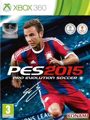 Pro Evolution Soccer (PES 2015) DEMO XBOX360 Single Link Ketuban Jiwa