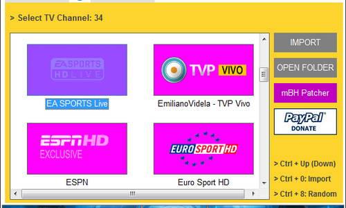 FIFA 15 TV Logo Changer Updated v1.4 by MonkeyDragon Ketuban Jiwa