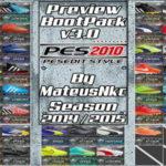 PES 2010 BootsPack v3 Season 2014/2015 by MateusNkc