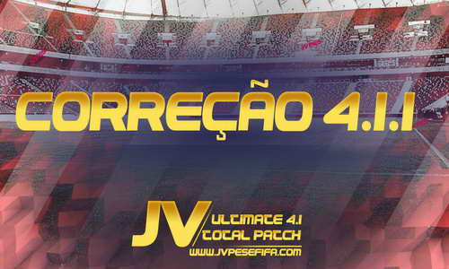 PES 2013 JV Ultimate Total Patch Fix Update v4.1.1 Season 14/15