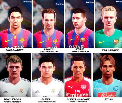 PES 2013 PS3 Option File European Version Patch Season 14-15 Ketuban Jiwa SS1