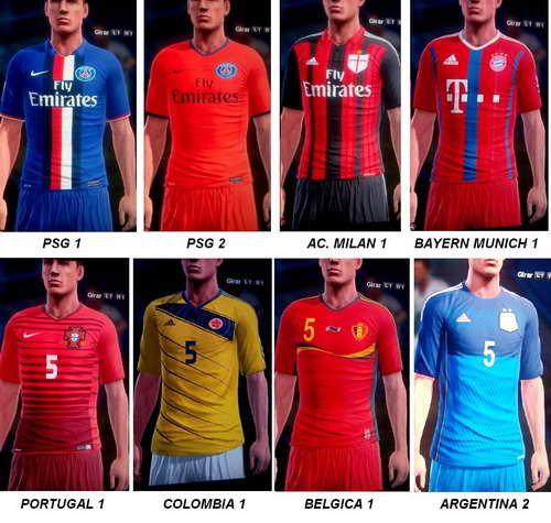 PES 2013 PS3 Option File European Version Patch Season 14-15 Ketuban Jiwa SS3
