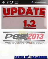 PES 2013 PS3 Season 2014-2015 Update 1.2 by Salah HBK Ketuban Jiwa